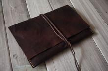 Multi functional vintage leather case for ipad and mobile phones