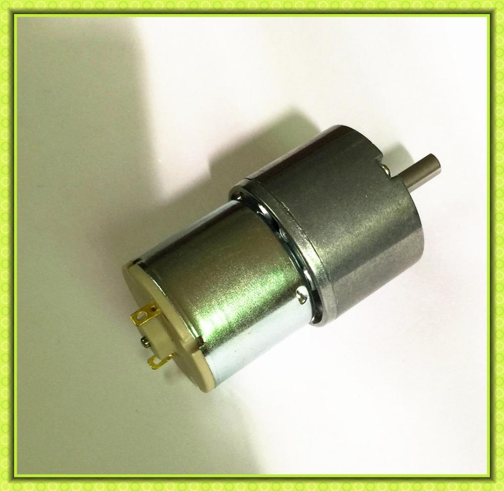 Low rpm 6v 12v dc motor gearbox for ticket dispenser buy for Low rpm dc motors