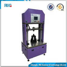 RIG brand Hydraulic Servo Universal Pressing Machine 500mm/min dynamic and static testing machine