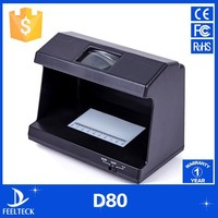 modern design money detector counterfeit currency detector machine