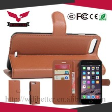 leather mobile phone case for apple iphone 5 5c 6 6s plus 7 7 plus