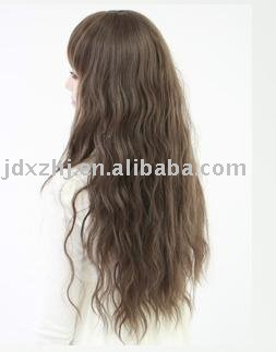 long lace hair wigs/synthetic wigs/cornrow wigs