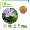 Factory Supply kosher certificated Cransbill Extract powder 10:1 TLC
