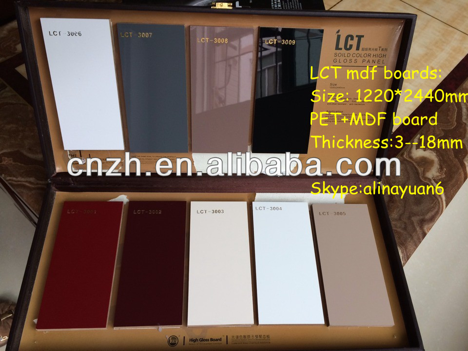 Latest LCT acrylic sheets for home decoration