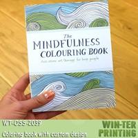 WT-OSS-2039 custom printing cheap coloring book printable