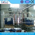 Tomato paste filler machine