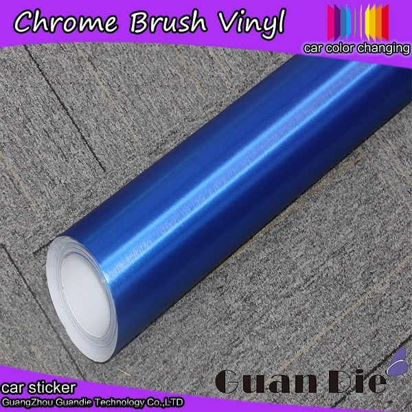 Best selling brushed vinyl auto tint film car color changing film/1.52*30 m