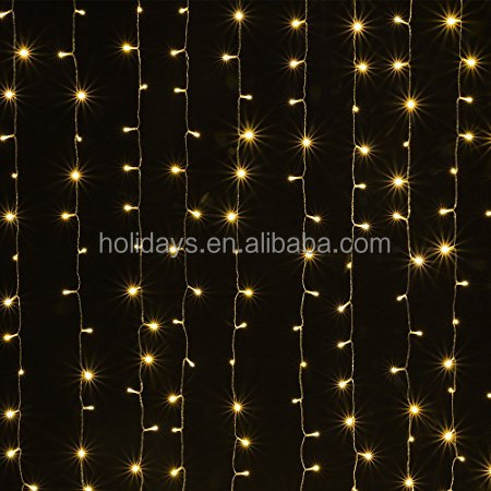 Wholesale 3M x 3M LED Fairy Lights Christmas Valentine Wedding Party Curtain Lights Festival Decoration net light Indoor/Outdoor