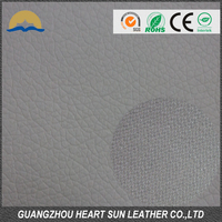 Factory new design Stain resistant pu artificial leather/synthetic leather for shoes,Car Seat,Furniture and handbag