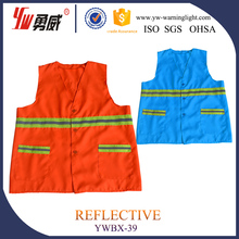 Safety vest yellow vests with multi pockets---