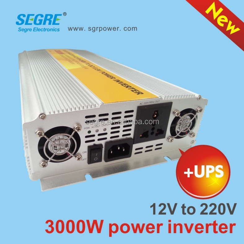 3000 watt inverter 12v 220v dc to ac off grid inverter