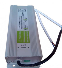 constant voltage Ip65 Ip67 waterproof led power supply 12V 24V led driver 300W