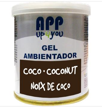 Nature Pleasant Limonene Gel Air Freshener COCONUT 80g
