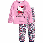 SV-PJ018 Sveda Hello Kitty Sleepwear for Girl Cartoon design pajamas for kids Minnie cotton pyjamas