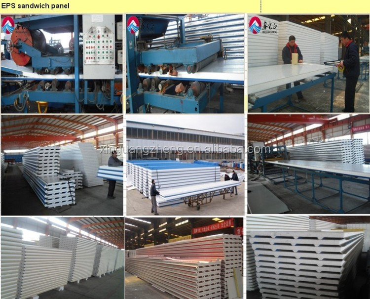 Plant,Warehouse,Workshop Use and sandwich panel,Steel Material steel structure barn