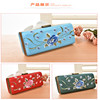 Nationality flower long style wallet bag for ladies