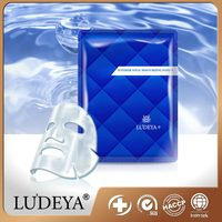 Private Label Service LUDEYA Hyaluronic Acid Skin Beauty Care Hydrating Mask Sheet
