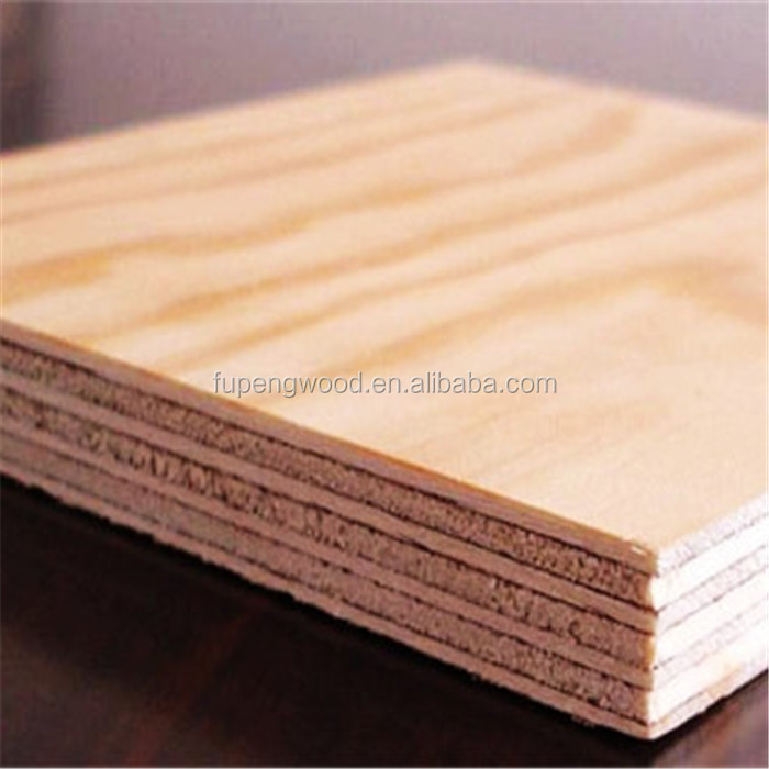 Laminated plywood board with finger joint panel from China