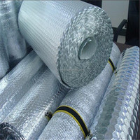 aluminum foil Bubble Thermal Insulation Material Building Heat Reflective Sheet Roof Heat Resistant Ceiling Material
