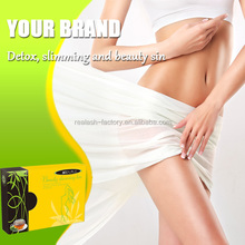 Best Selling Own Brand REAL PLUS Chinese Herbal Fat Burner Laxative Detox Tea
