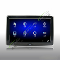 Hot sell 10.1 inch HD digital screen android 4.4 system car rear seat entertainment system for Cadillac car