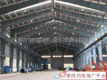 competitive price light weight steel roof truss