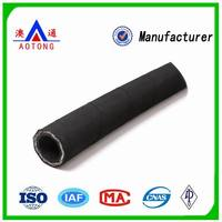 Supply hydraulic rubber hose and fittings