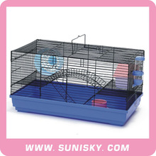 High quality portable plastic Super Pet hamster cage small animal cage for sale