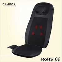 price healthcare products rolling back & waist shiatsu seat massage cushion cover RD05A