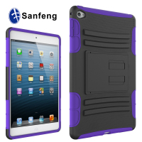 For Apple ipad mini 4 shockproof case cover