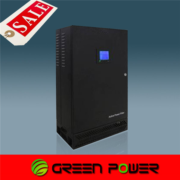 100A active harmonic filter power quality management 3 phase 3 line 4 line filter 2-50 harmonic