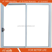 YY Home 10 years warranty Australian standards double glass cheap sliding doors and windows