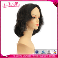 Best Selling Stock Mongolian Human Hair Jewish Wig Manufacturer
