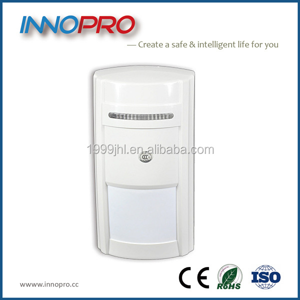 Long distance Wireless PIR detector with 315MHz wireless signal transfer wholesale & retail security sensors (Innopro ED690L)