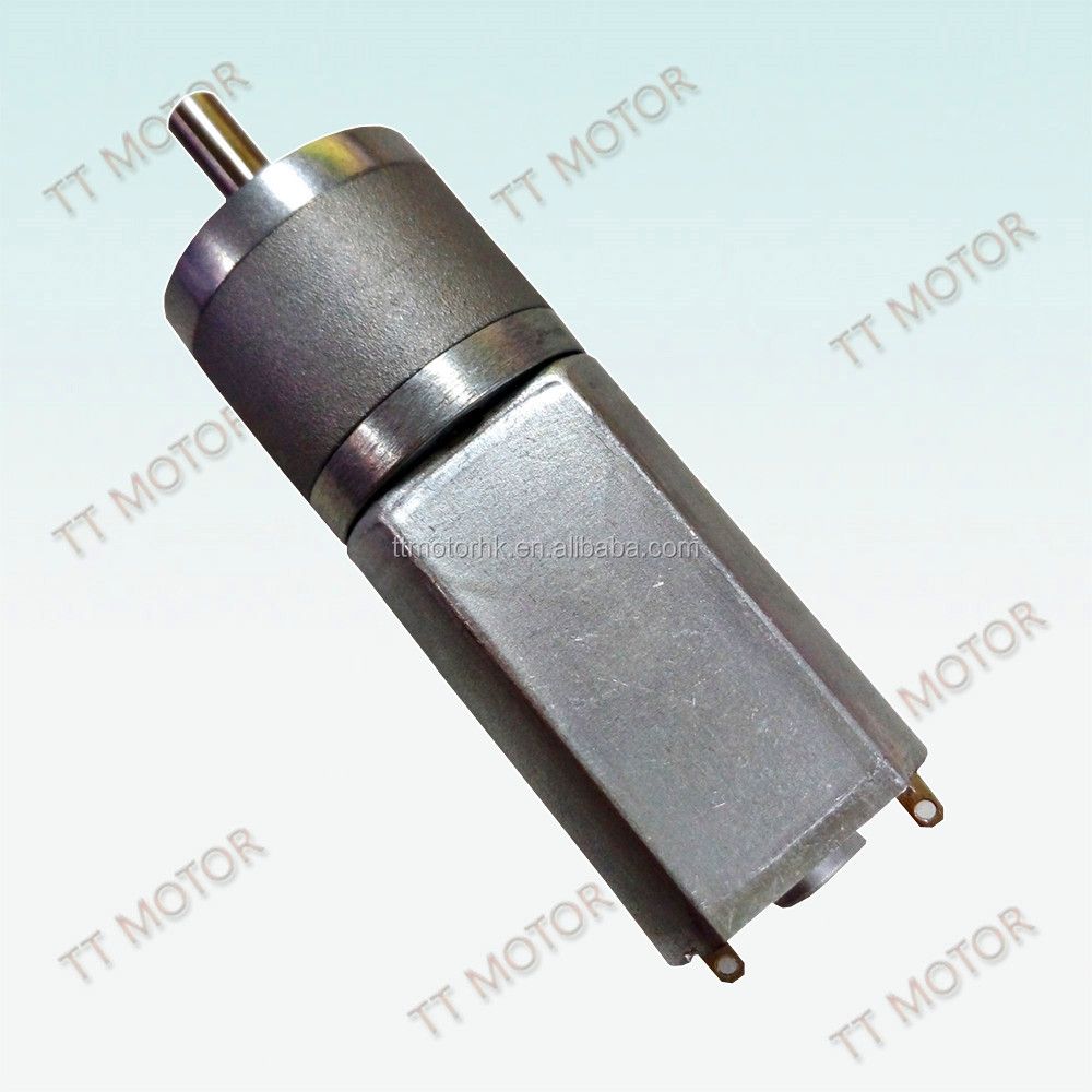 GM20 3v dc micro gear motor with specifications
