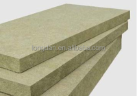 China Factory Yellow Color Fireproof Class A1 150kg/m3 Non asbestos Thermal Insulation Material for Building House
