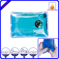 PVC Self heating Hand Warmer / Self Heating HeatPacks with cover