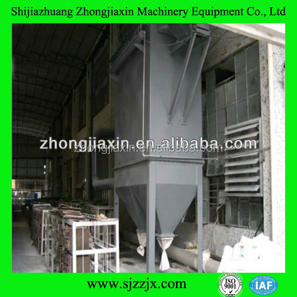 The MC Pulse Fabric Filter Baghouse Dust Collectors Price