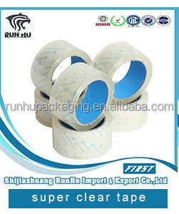 bopp adhesive tape bopp clear packing tape packaging tape