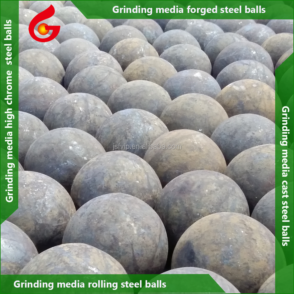 100mm low price ball mill grinding media forged grinding steel balls for mining and cement mill