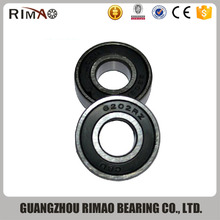 China brand C&U high precision Deep Groove Ball Bearing 6202RS bearing
