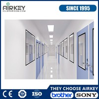 Medical Clean Room Entrance Automatic Sliding Door