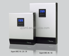 Axpert MKS 4kw grid tie solar power inverter with MPPT solar charge controller