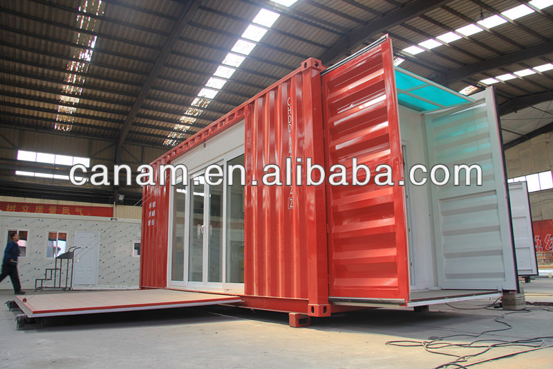 CANAM- Luxury container house for corrugated house/container home