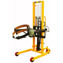 Manual Hydraulic Drum Lifting Stacker 400KG Capacity