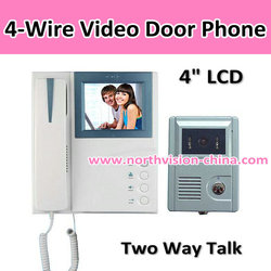 ip door intercom smart phone, Handset intercom,Display visitor or monitor at any time