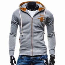 1 pc sale hoody 2 colors for choice autumn and winter warm wear fashion sweatshirts for men