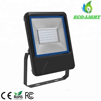 Aluminum Tempered Glass 120deg Beam with IP66 waterproof and 3 years warranty 50W led rgb flood lights
