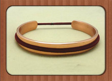 wholesale latest style bangle heavy copper magnet bracelet
