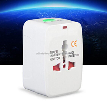 All in One Travel International Power Adaptor Plug Universal with AU US UK EU Converter Plug High Quality Electrical Plug
